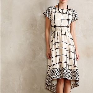 Anthropologie dress size 10